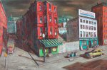 Peter Paul Dubaniewicz Cleveland School Art Painting 1