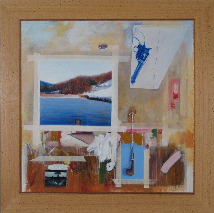 gregory lowell smith contemporary art trompe l oeil