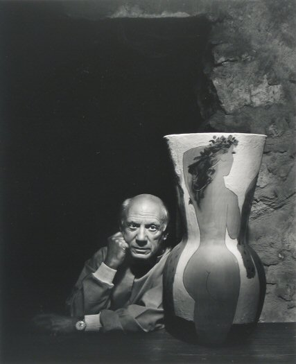 Yousuf Karsh Pablo Picasso